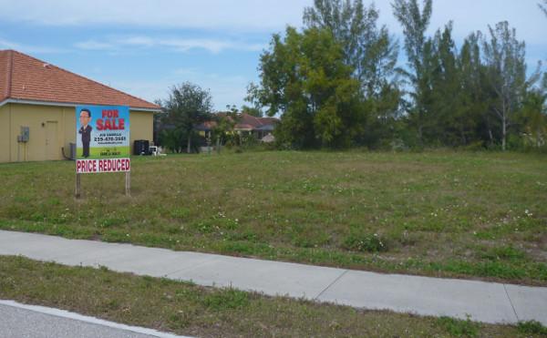 Grundstück in Florida preisreduziert