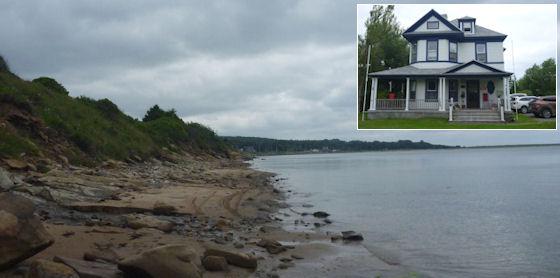 Haus Treuburg auf Cape Breton