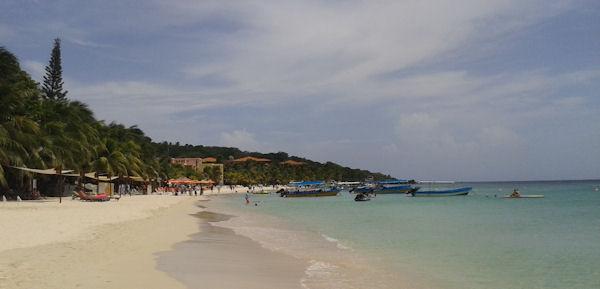 Honduras Strand