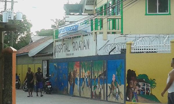 Hospital Roatán
