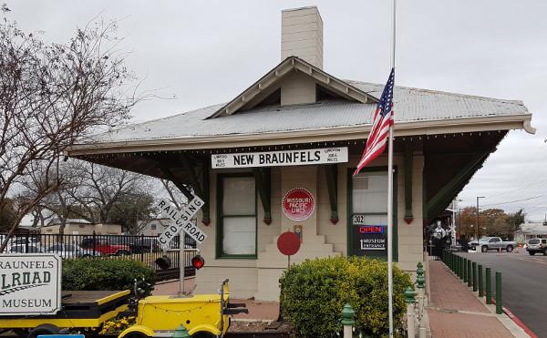 Bahnhof New Braunfels