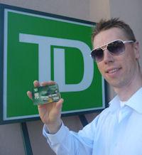 TD Canada Trust Kunde
