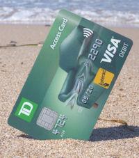 TD Visa Card