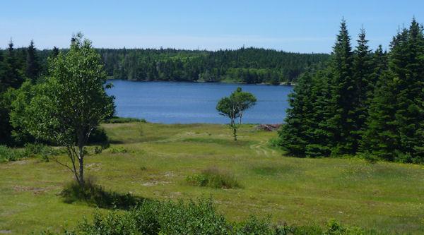 Wasser-Grundstück in Kanada