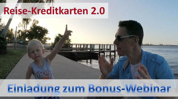 Webinar Reise-Kreditkarten 2.0