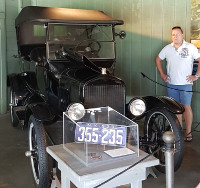 Ford Model T in Florida