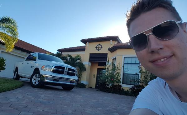 Gregor Janecke in Florida