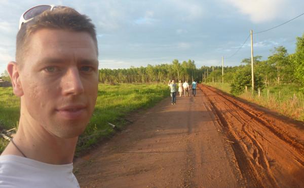 Gregor Janecke in Paraguay