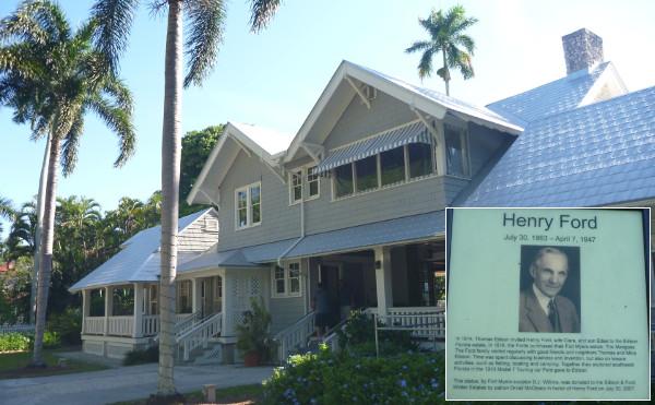 Villa Henri Ford Florida