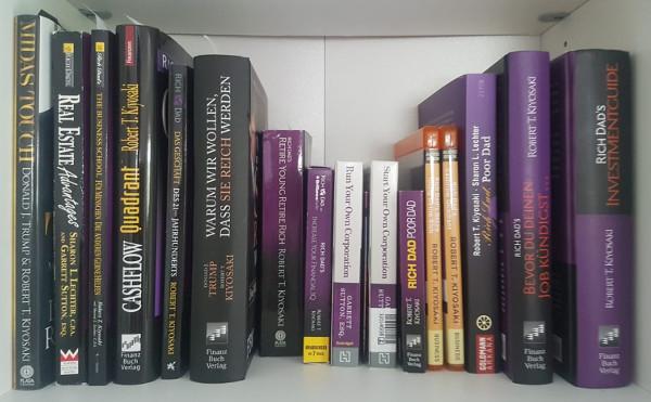 Robert Kiyosaki Bücher