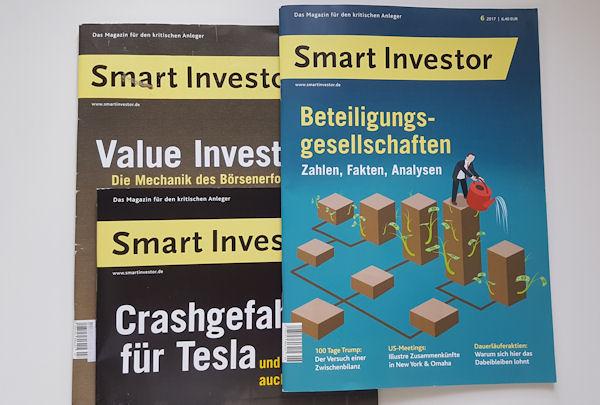 Smart Investor: Cover