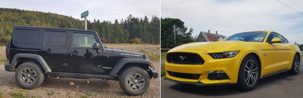 Günstige, aber geile Mietwagen aus Halifax, Kanada