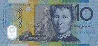 10 australische Dollar