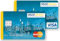 1822direkt Kreditkarten