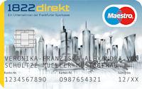 1822direkt SparkassenCard