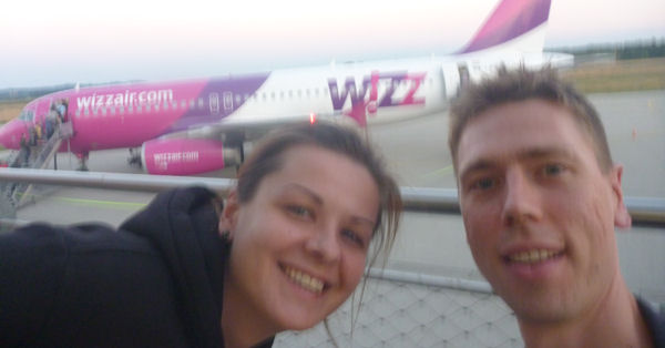 Wizzair in Memmingen