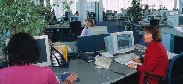 ADAC Call-Center