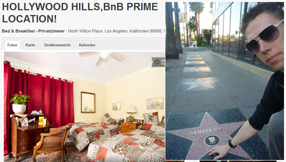Airbnb Hollywood