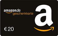 € 20 Amazon voucher