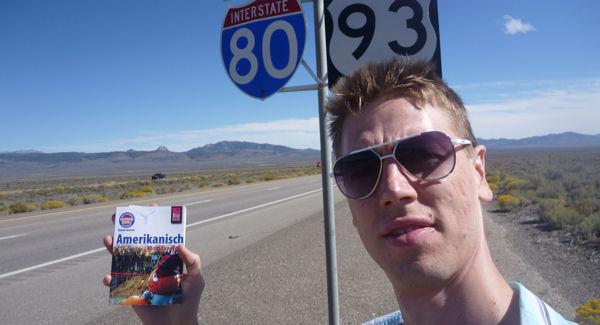 Amerikanisch auf Reisen