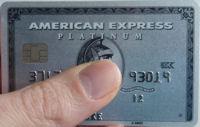 Amex Platin Card