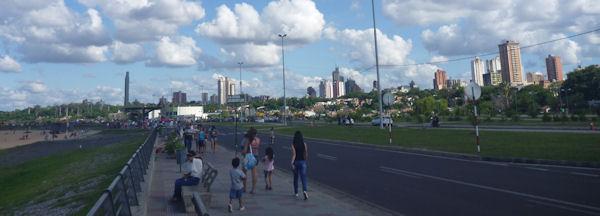 Asunción: Stadt