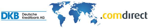 Auswanderfreundliche Banken: DKB und comdirect