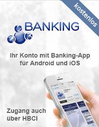 Banking-App für Online-Konto