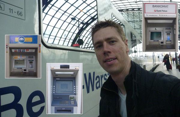 Bankomat Warszawa