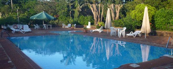 Pool in Bella Vista, Paraguay