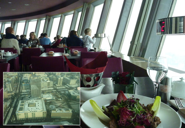 Berlin TV Tower Restaurant
