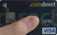 Comdirect Visa Card
