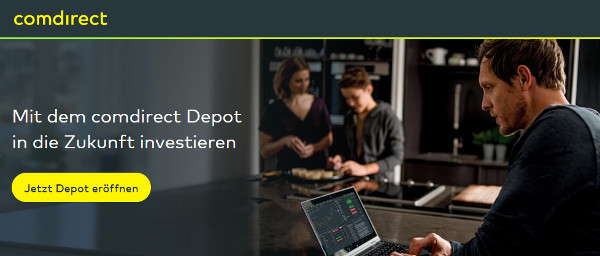 Comdirect Depot wegen Kreditlinie eröffnen und wechseln