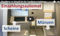 Comdirect Einzahlungsautomat