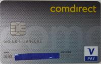 Comdirect Girocard