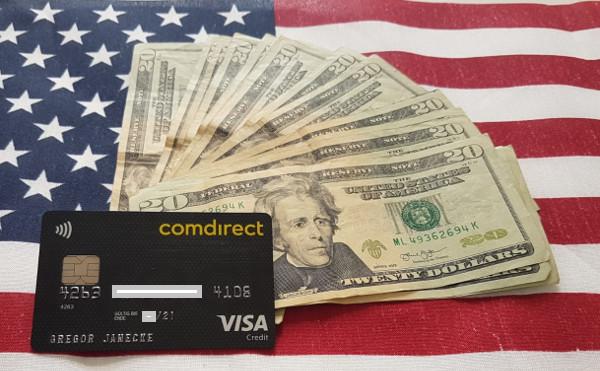 Comdirect in den USA