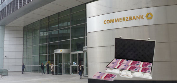 Cash deposit Commerzbank