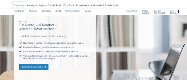 Deutsche Bank BestKonto