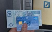 Niemiecka karta oszczędności bankowych w Polsce