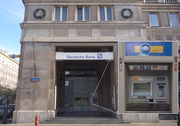 Deutsche Bank Warschau