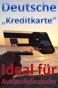 Deutsche Kreditkarte