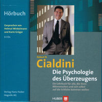 Die Psychologie des Überzeugens: 6 CDs.