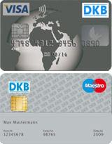 DKB Karten für Bevollmächtigte