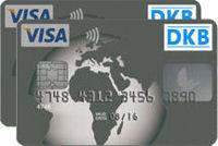 2 Visa Cards von der DKB