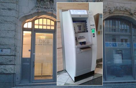 DKB Kronenstraße 8-10 in Berlin / Geldautomat