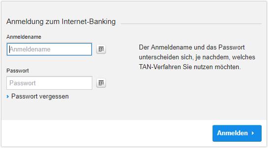 DKB Banking Login