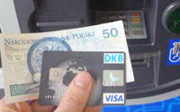 DKB Visa Card in Polen