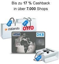 DKB Cashback Prozente
