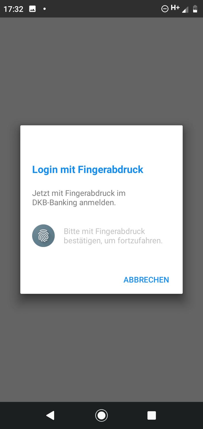 DKB Login Google Pay