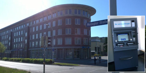 DKB Niederlassung Neubrandenburg